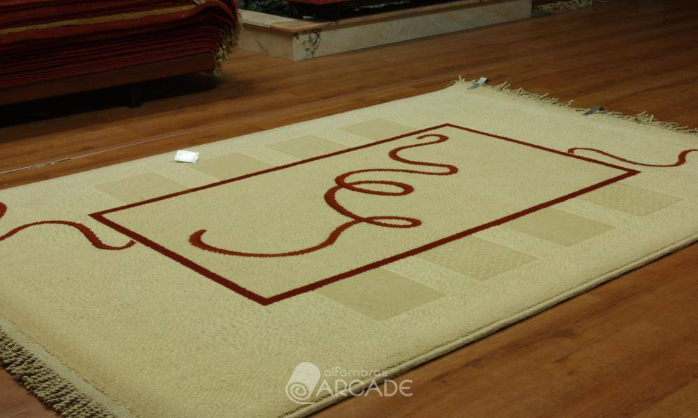 Alfombras arcade alfombra outlet 133 tama o 140 x 200 for Alfombras orientales outlet