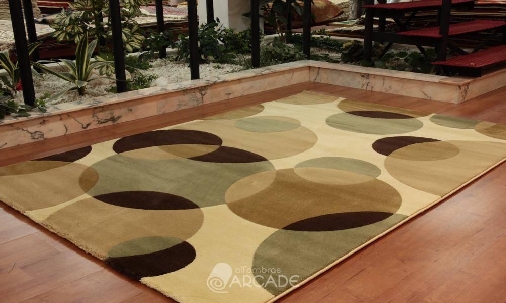 Alfombras arcade alfombra s lvora 5937 crema 160 x 230 for Alfombras orientales outlet