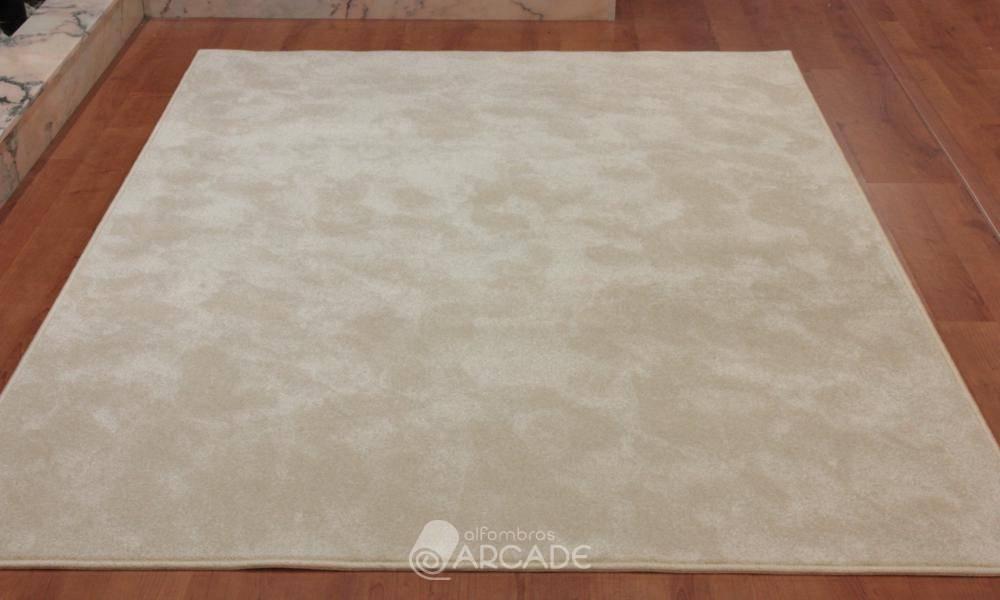 Alfombras arcade alfombra efecto seda beig - Alfombras kp efecto seda ...