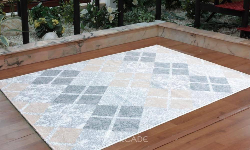 Alfombras arcade alfombra moderna domo 248 marfil alfombras arcade - Alfombras pasillo modernas ...