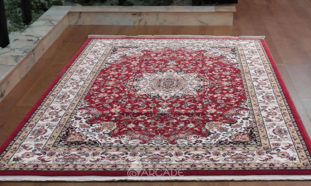 Alfombras arcade alfombra de crevillente 43868 grana - Alfombras en crevillente ...